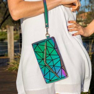 Luminesk Star Wristlet