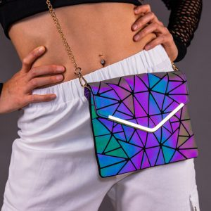Luminesk Star Clutch & Wristlet Bundle